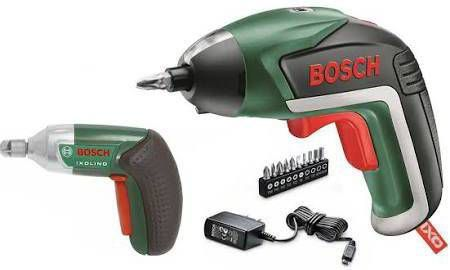 Bosch IXO V Basic 3.6V Li-Ion accu schroefmachine set (1 ...
